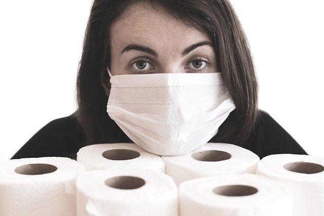 Toiletpapier en uw gezondheidspuntensysteem