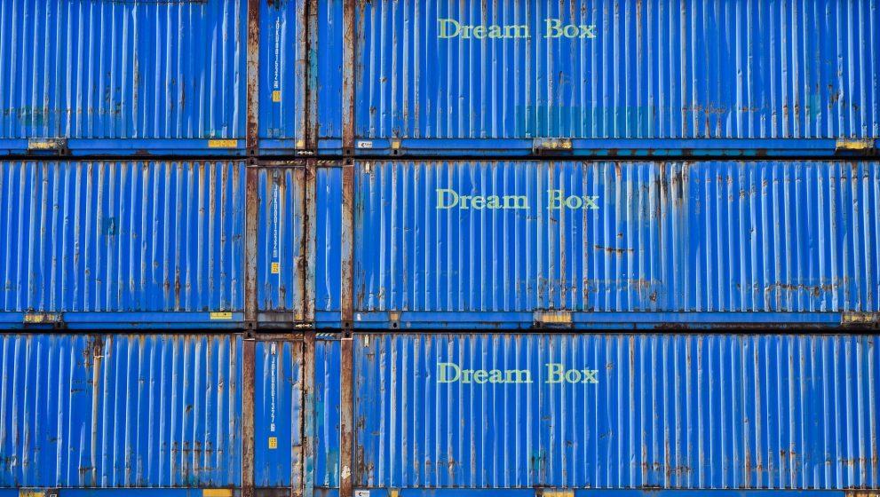 Wat is een overbrenging van afvalcontainers?